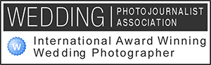 International Award Winning Wedding Photographer - WPJA