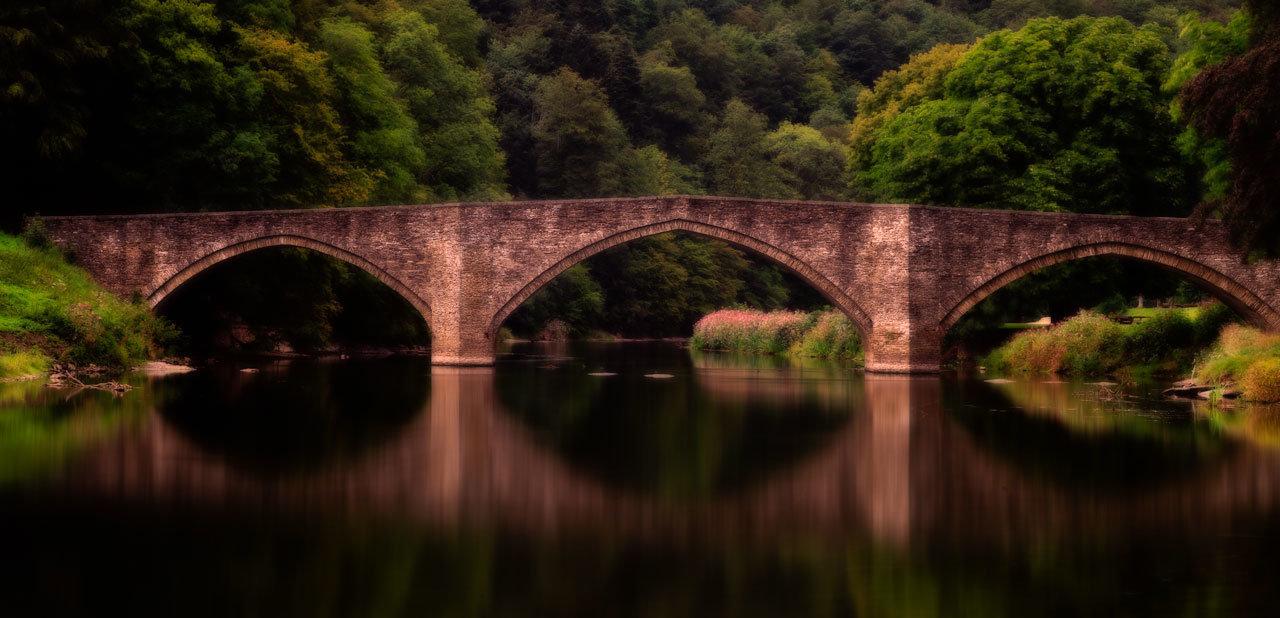 Photographie du pont de Cordemois