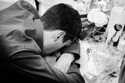 grosse fatigue à la fin du mariage en lorraine