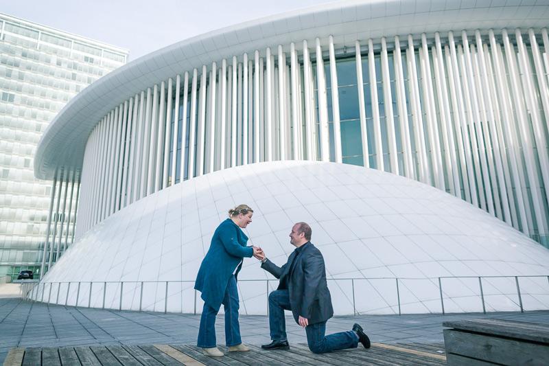 demande en mariage au luxembourg