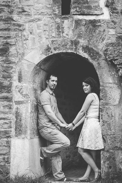 engagement photo session in Luxembourg