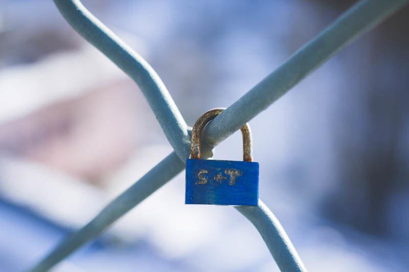 photographie d'un cadena