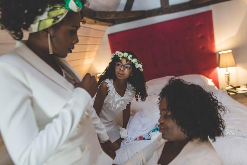07 getting the wedding dress