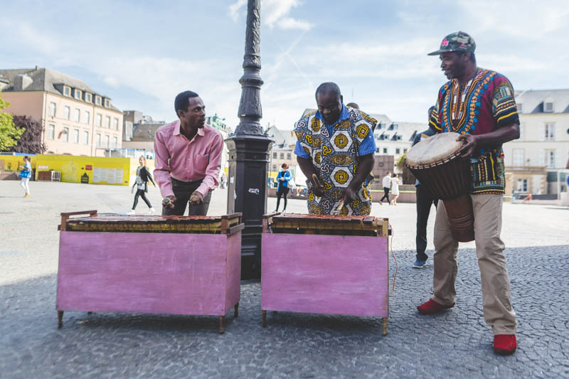 23 african musicians place guillaume II