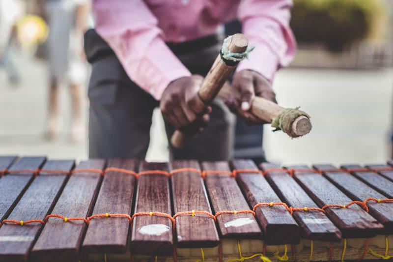 27 playing xylophone