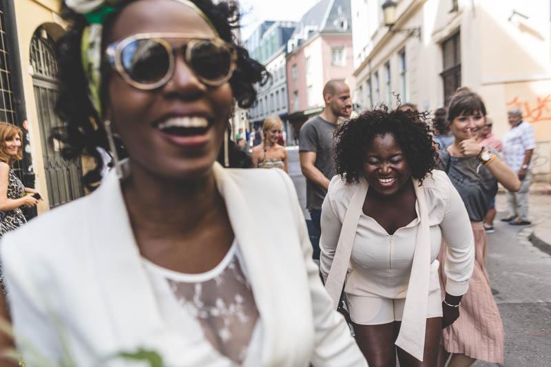 34 laugh and fun at wedding