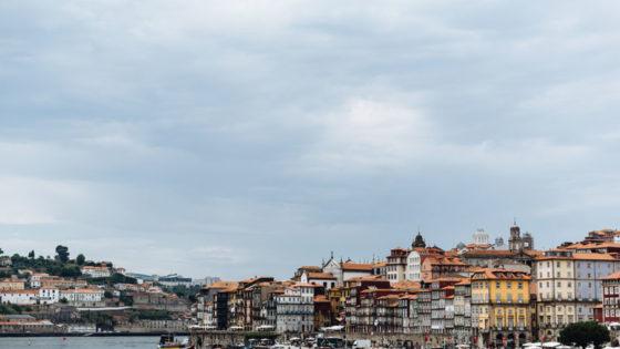 View on Ribeira Porto
