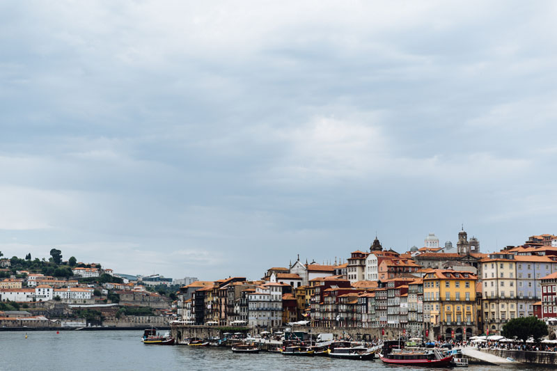 View on Ribeira Porto