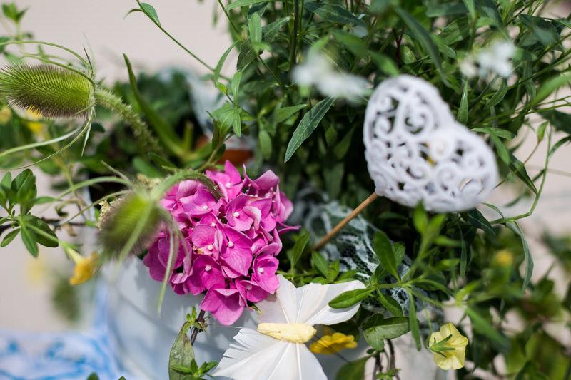 fleurs pour cérémonie de mariage