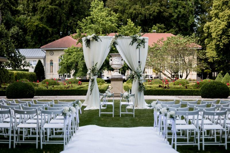 cérémonie de mariage laique à mondorf les bains