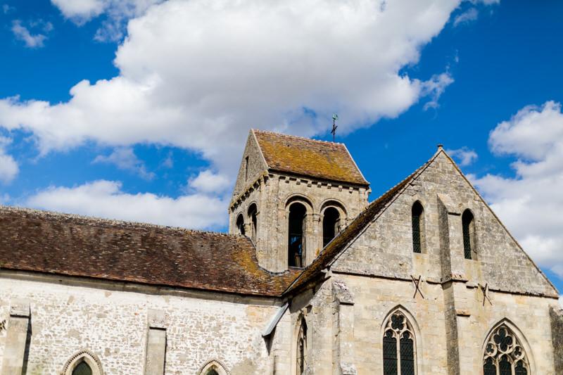 église Saint Sulpice à Seraincourt