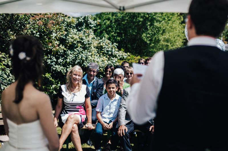 beautiful speech by the groom