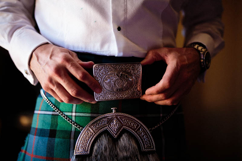 11 le marié en kilt écossais