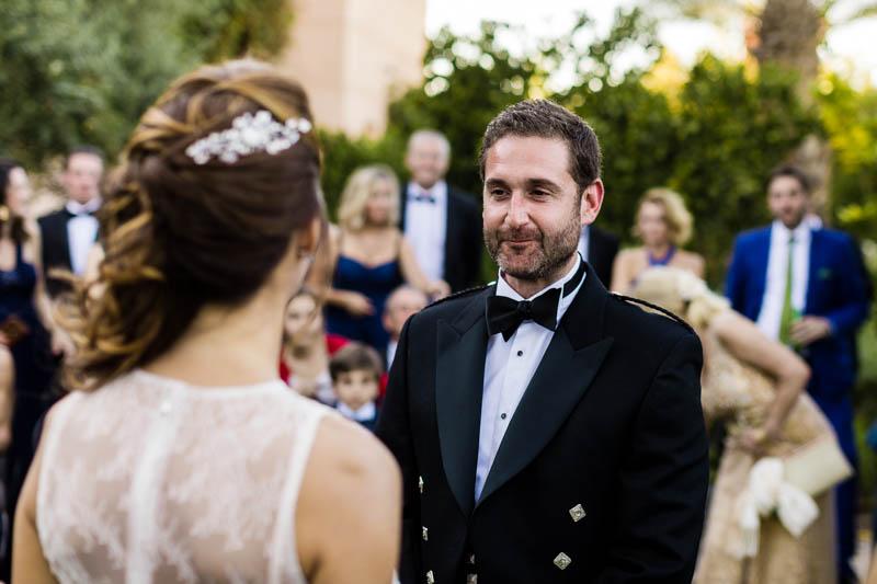 41 mariés à la cérémonie laique symbolique sous les palmiers